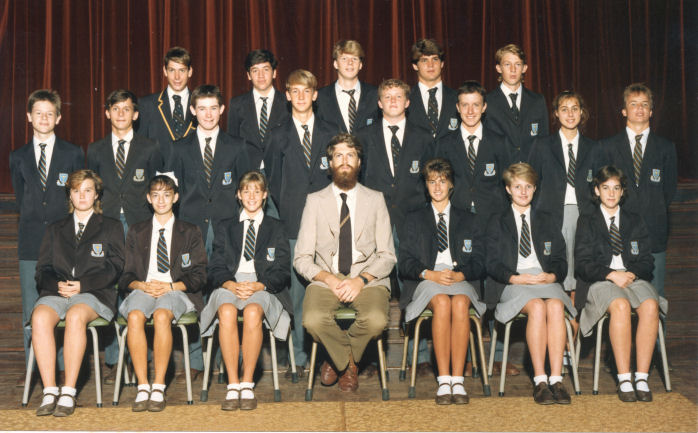 Kloof High 1987