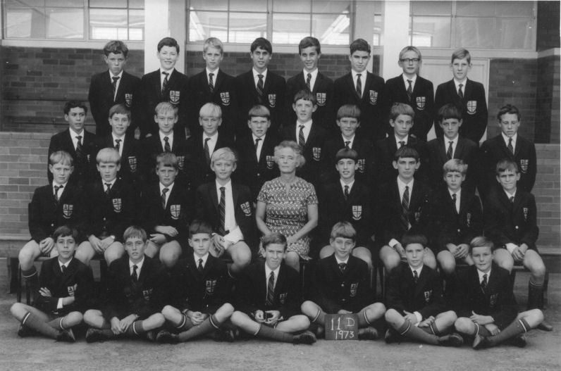 Standard 6 2nd Form: 4th Row: Munchen, Dermot McConnell, Dale Schultz, Russell Duminy, Patrice de Marigny, David 'Toey' Cosgrove, David Clarke, Peter Swanepoel